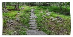 Stepping Stone Path - Kinnelon Hand Towel