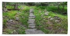 Stepping Stone Path - Kinnelon Hand Towel
