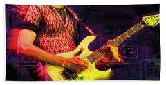 Stevie Vai Hand Towel