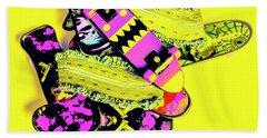 Still Life Street Skate Hand Towel