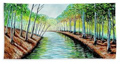 Still Waters Bath Towel
