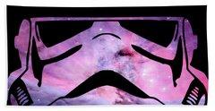Storm Trooper Nebula Bath Towel