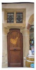 Strasbourg Door 13 Bath Towel