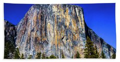 Striking El Capitan Hand Towel