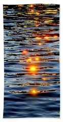 Sun Drops Bath Towel