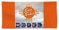 Sun 'n Sand Motel  Bath Towel