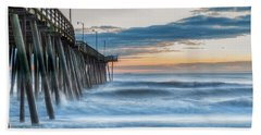Bath Towel featuring the photograph Sunrise Bliss by Russell Pugh