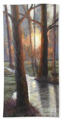 Sunrise Creek Hand Towel