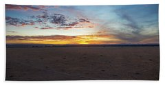 Sunrise Over The Mara Hand Towel