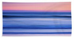Sunset Abstract Hand Towel