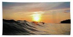 Sunset In Paradise Bath Towel