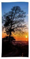Sunset - Monte D'oro Hand Towel