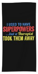 Superpowers Hand Towel