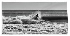 Surfer Dude Bath Towel