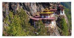 Taktsang Monastery  Hand Towel