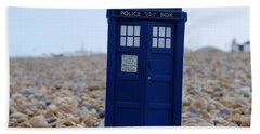 Tardis - Vacation Bath Towel