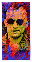 Taxi Driver - Travis Bickle - Robert De Niro Bath Towel