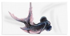 Telescope Fish Hand Towel