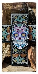 Terlingua Cross Hand Towel