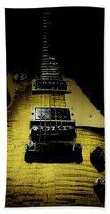 Honest Play Wear Tour Worn Relic Guitar Hand Towel
