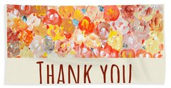 Thank You #2 Hand Towel
