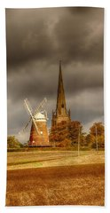 Thaxted Village Bath Towel