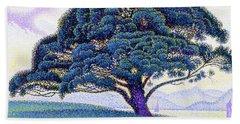 The Bonaventure Pine - Digital Remastered Edition Hand Towel