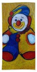 The Clown Bath Towel