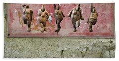 The Crones - Venus Dancing  Bath Towel
