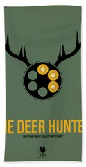 The Deer Hunter Bath Towel
