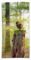 The Enchanted Forrest Hand Towel