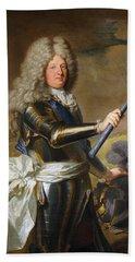 The Grand Dauphin - Louis De France Portrait Hand Towel