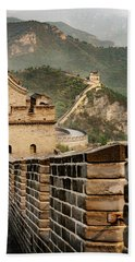 The Great Wall Hand Towel