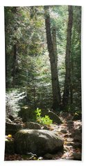 The Living Forest Bath Towel