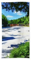 The Mighty Tahquamenon Bath Towel