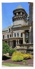 The Ohio State Reformatory Mansfield Ohio  1452 Bath Towel