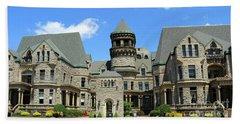 The Ohio State Reformatory Mansfield Ohio  1454 Bath Towel