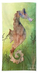 The Seahorse Hand Towel