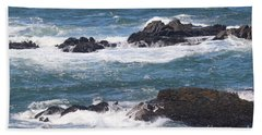 The Seascape Hand Towel