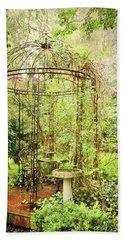 The Secret Garden Bath Towel