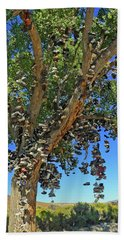 The Shoe Tree Hand Towel