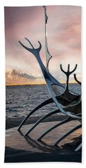 The Sun Voyager #1 Hand Towel