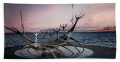 The Sun Voyager #2 Hand Towel