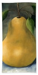 The Treasured Pear Hand Towel