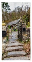 The Ugly House Snowdonia Hand Towel