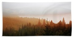 Through The Mist Hand Towel