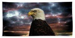Thunder Eagle Bath Towel