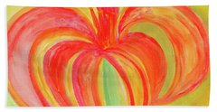 Tiger Tiger Lily Lily Hand Towel