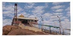 Tiruchirappalli, Rockfort Temple Hand Towel