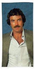 Tom Selleck, Actor Hand Towel